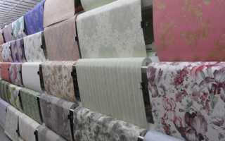 Особенности выбора бумажных обоев для спальни