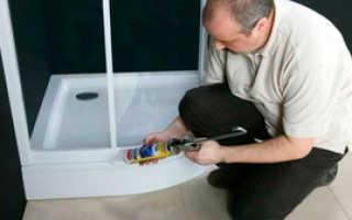Советы по ремонту душевых кабин