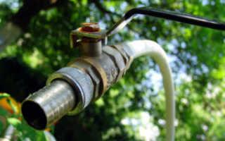 Взыскание за незаконное подключение к водопроводу