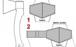 Чехол для крючка-тройника своими руками
