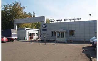 Обзор продукции завода Деревоизделий ЗИЛ