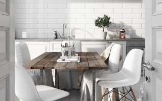 Белая кухня может быть уютной