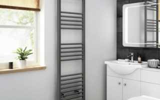 Выбор полотенцесушителя для ванной комнаты