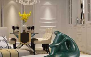 Гипсовые бюсты для декорации комнат