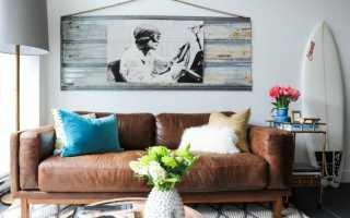 Как можно украсить комнату своими руками, декоративное оформление интерьера