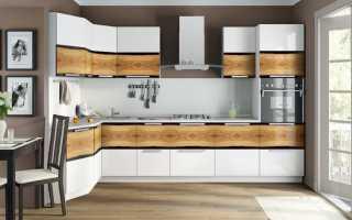 Некоторые особенности стандартных размеров кухни