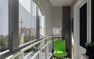 Кресло на балкон своими руками
