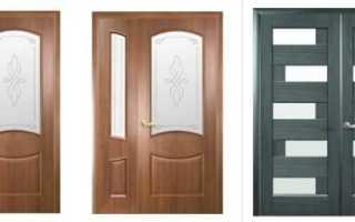 Двери межкомнатные двухстворчатые: размеры, классификация