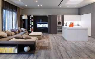 Дизайн проект интерьера домов: хай-тек