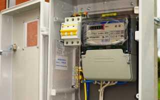 Инструкция по сборке трехфазного электрощита