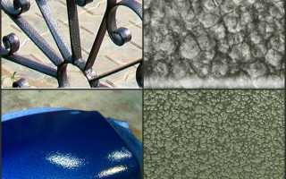 Как и чем покрасить металл?