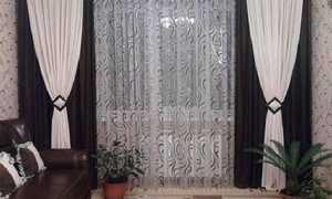 Мастер-класс как сшить занавески на окна разных типов