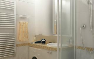 Влагостойкие светильники – преображаем интерьер ванной
