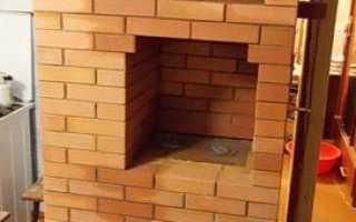 Отопление посредством печи двухэтажного коттеджа
