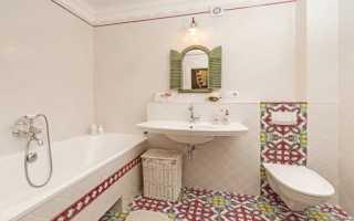Цветовые решения для ванной комнаты