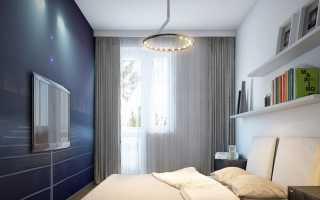 Дизайн комнаты 13 кв м