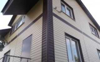 Особенности сайдинга из древесно-полимерного композита