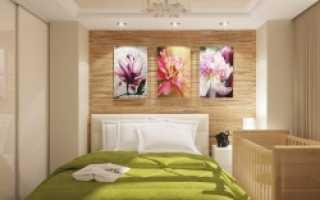 Бамбуковые обои: поклейка в интерьере
