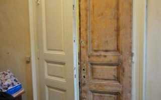 Как сделать ремонт деревянных дверей своими руками?