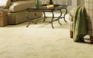 Какие бывают виды текстуры ковролина