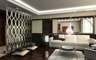 Идеи дополнительного освещения темной комнаты