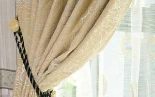 Жаккардовые шторы — изюминка каждого интерьера
