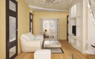 Интересные варианты перепланировки хрущевских квартир