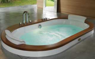 Гидромассажная ванна – абсолютный релакс