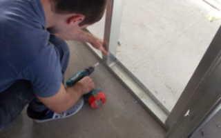 Технология установки гипсокартона на стену