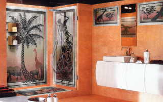 Дизайн ванной комнаты в марокканском стиле
