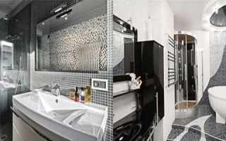 Последовательность и порядок ремонта в ванной комнате и туалете