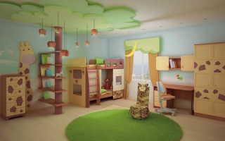 Детское пространство: описание с фото, отзывы, советы
