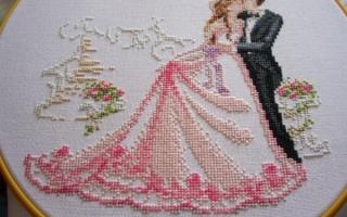 Схемы свадебных метрик для вышивки крестом: свадьба и тематика, наборы скачать бесплатно, день с открытками