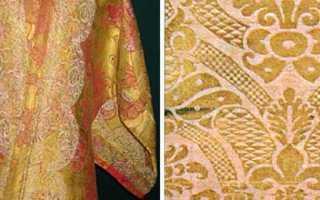 Аксамит, что за ткань: свойства и состав