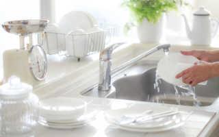 Готовим средство для мытья посуды своими руками