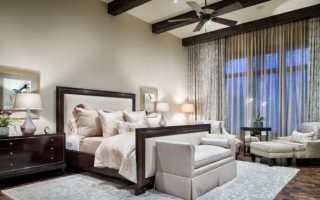 Спальня в средиземноморском стиле: характерные черты, выбор мебели
