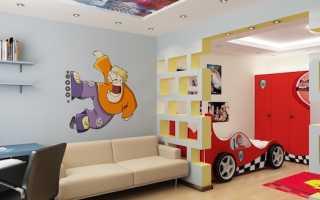 Выбираем диван в детскую комнату