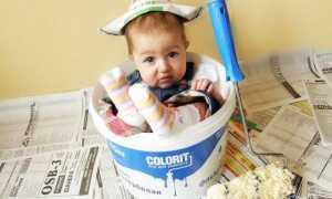 Что делать, если ребенок съел обойный клей