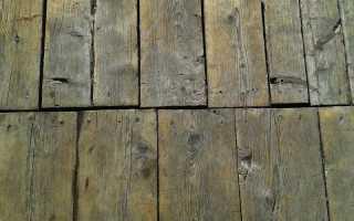Выровнять деревянный пол своими руками — можно несколькими способами