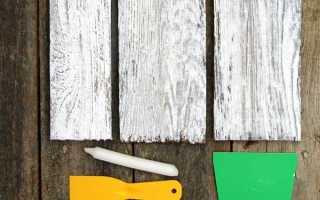 Покраска деревянных изделий: красим стол и стены своими руками