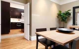 Используем разные двери в интерьере квартиры