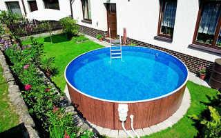 Строительство бассейнов на участке
