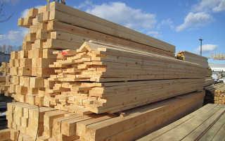 Усушка древесины в процессе строительства
