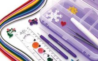 Квиллинг цветы: мастер-класс по кручению для начинающих