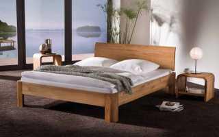 Как сделать двуспальную кровать своими руками из дерева в домашних условиях