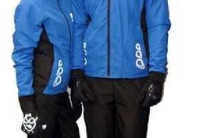 Ткань для горнолыжного костюма
