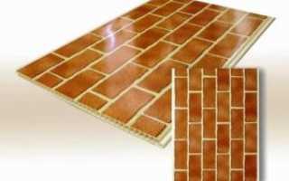 Стеновые панели под кирпич и их преимущества. Другие имитации для наружной и внутренней отделки