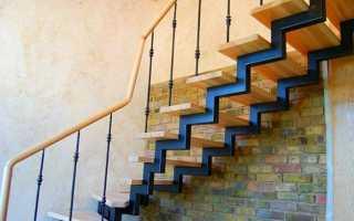 Как сделать металлическую лестницу на второй этаж дома – пошаговая инструкция
