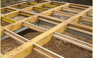 Черновой пол: как его правильно создать в деревянном доме?