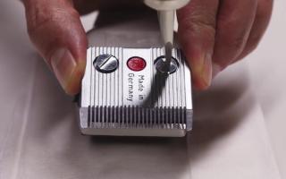 Как заточить затупившиеся лезвия машинки для стрижки волос